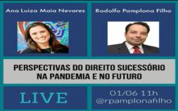 Perspectivas do Direito Sucessório na Pandemia e no Futuro com Ana Luiza Maia Nevares
