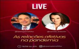 Relações Afetivas na Pandemia com Camila Bresolin