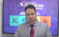 Aula Especial para a Semana Multidisciplinar do CERS com Salomão Resedá