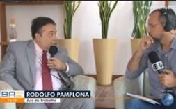 Entrevista TV Bahia - 19 de março de 2020